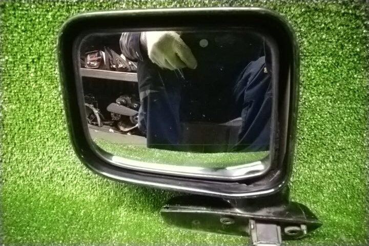 Зеркало Mitsubishi Chariot N94W 4G63T переднее левое 7 контактов