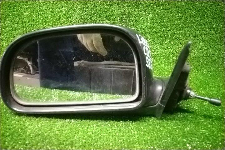 Зеркало Mitsubishi Libero CD2V 4G15 переднее левое дерево