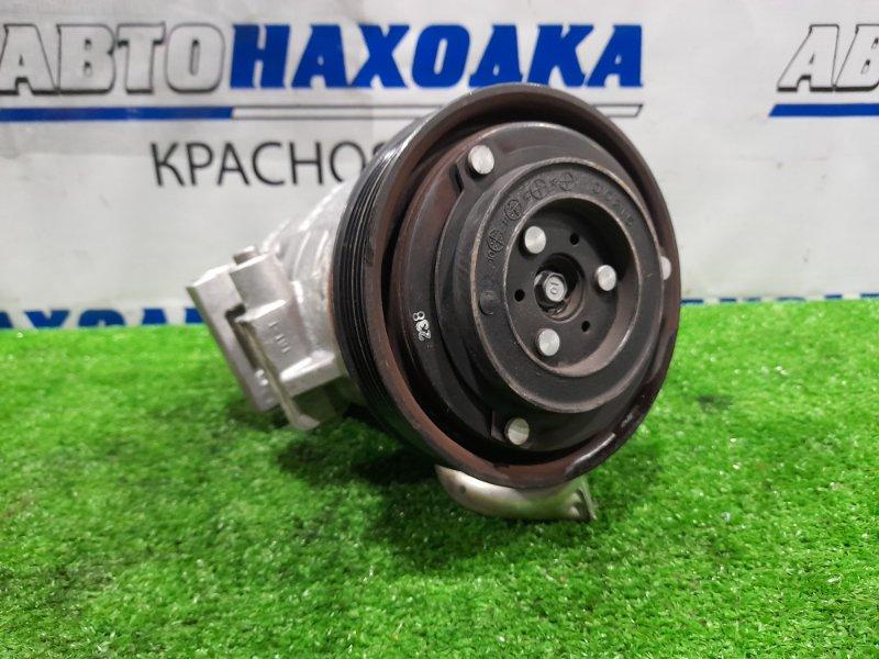 Компрессор кондиционера Mazda Atenza GHEFW LF-VD 2010 пробег 91 т.км. ХТС. С аукционного авто.