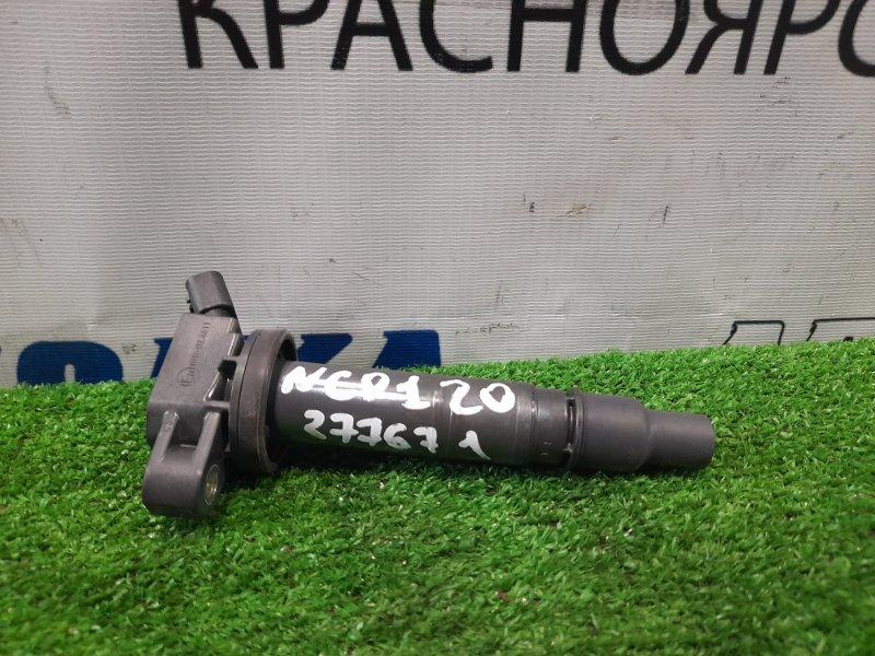 Катушка зажигания Toyota Ractis NCP120 1NZ-FE 2010