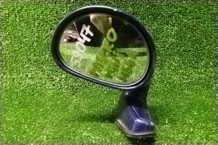 Зеркало на крыло Mitsubishi Pajero Mini H56A 4A30