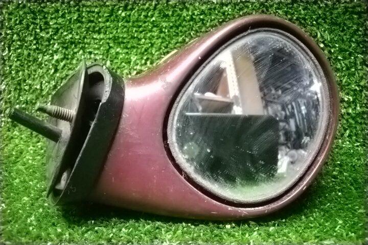Зеркало на крыло Toyota Hilux Surf VZN130 3VZ-E переднее левое РОЖОК