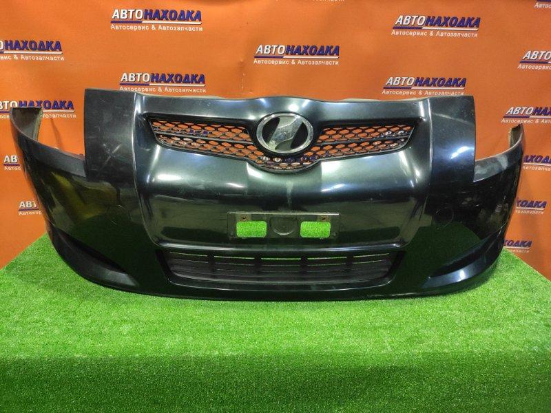 Бампер Toyota Auris NZE151 1NZ-FE 06.2007 передний 52119-12A40 ДЕФЕКТ КРЕПЛЕНИЯ