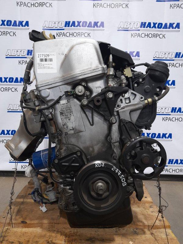 Двигатель Honda Cr-V RD7 K24A 2004 7105222 № 7105222 пробег 94 т.км. С аукционного авто. Есть видео