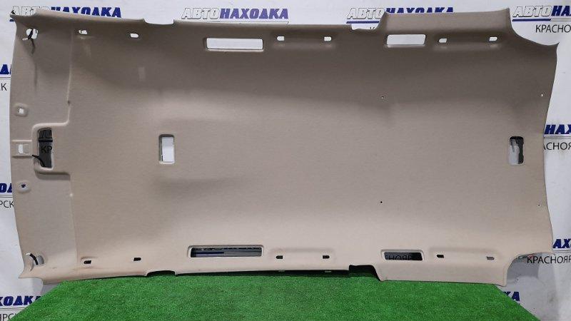 Обшивка крыши Toyota Ipsum ACM21W 2AZ-FE 2003 верхняя под чистку.