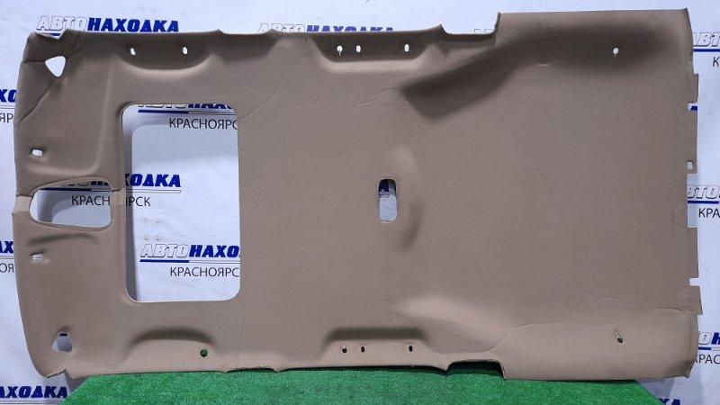 Обшивка крыши Chevrolet Blazer CT34G L35 1998 с вырезом под люк, есть заломы (см. фото) / цена с
