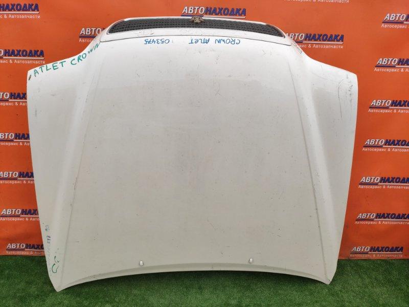Капот Toyota Crown Athlete GS171 2JZ-GE С РЕШЕТКОЙ