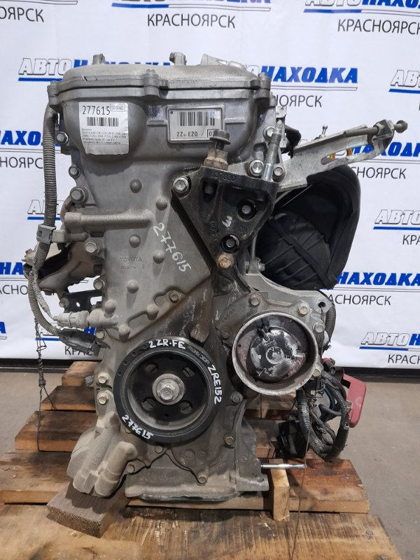 Двигатель Toyota Auris ZRE152H 2ZR-FE 2006 A008442 № A008442 пробег 88 т.км. ХТС. С аукционного авто. Есть