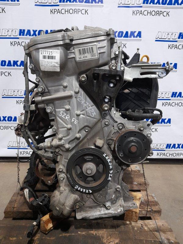 Двигатель Toyota Voxy ZRR70G 3ZR-FE 2007 4413599 № 4413599 пробег 101 т.км. ХТС. С аукционного авто. Есть