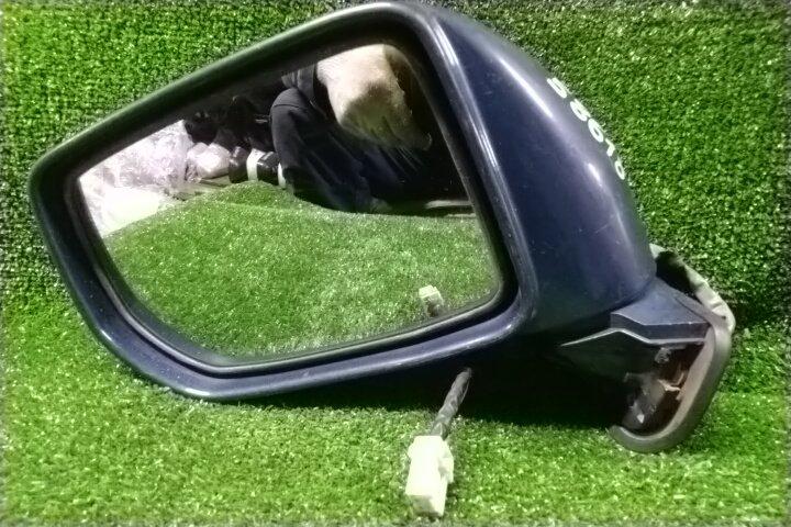 Зеркало Nissan R'nessa N30 KA24DE переднее левое 5 КОНТАКТОВ