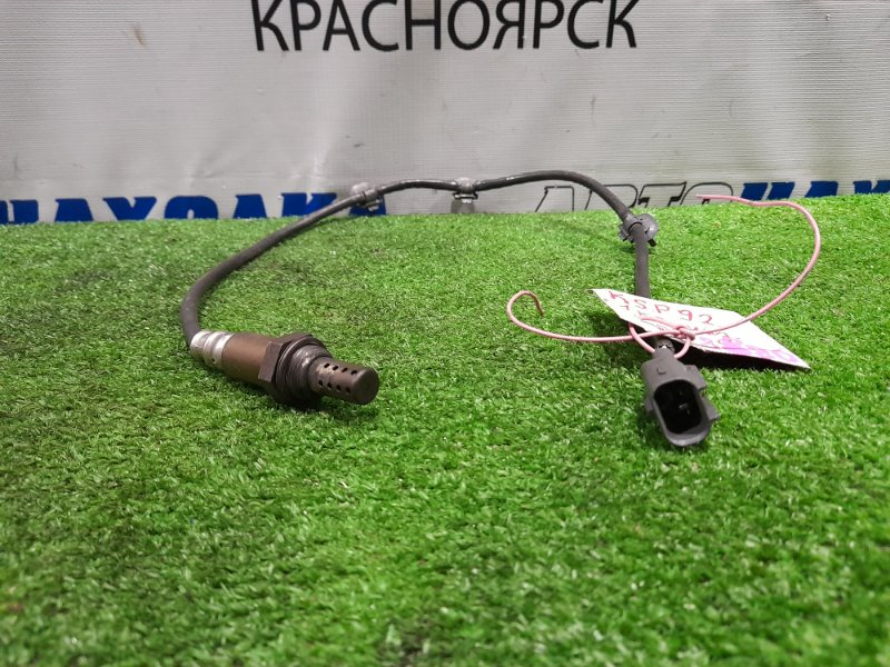 Лямбда-зонд Toyota Belta KSP92 1KR-FE 2005 задний после катализатора, 4 контакта