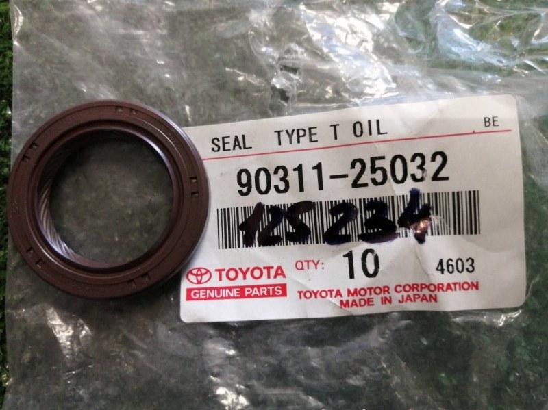 Сальник масляного насоса Toyota 1NZ/2NZ-FE 25,5x37,5x6