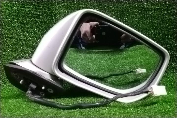 Зеркало Nissan R'nessa PNN30 KA24DE переднее правое 5 контактов