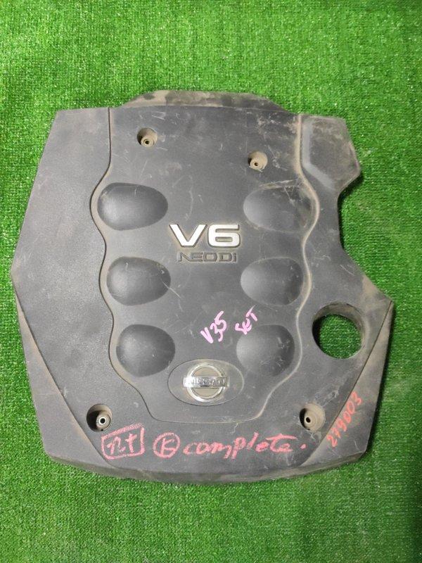 Крышка двигателя Nissan Skyline V35 VQ25DD