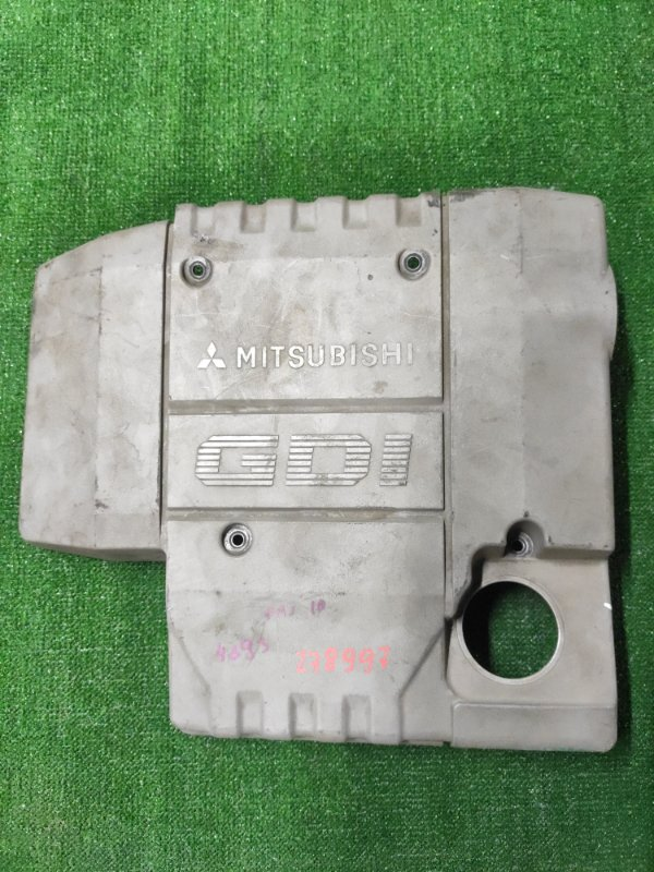 Крышка двигателя Mitsubishi Pajero Io H76W 4G93