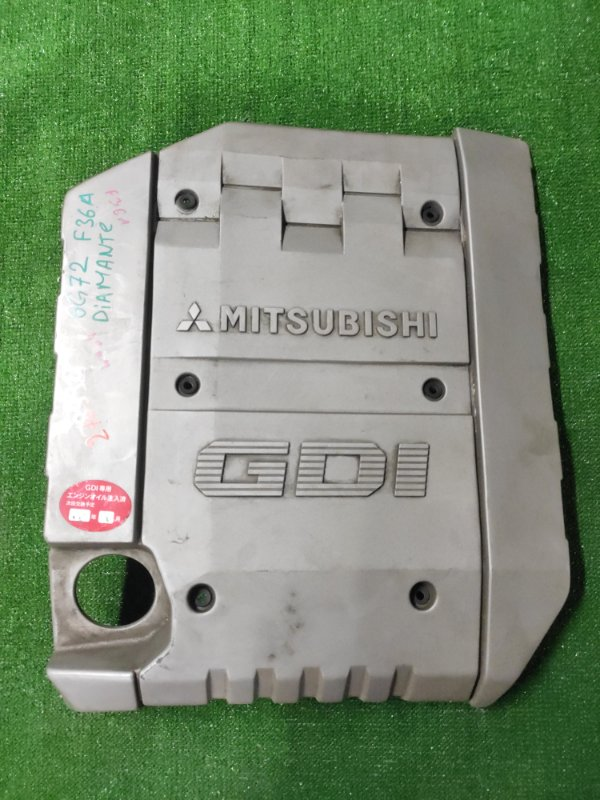 Крышка двигателя Mitsubishi Diamante F36A 6G72 MD349296
