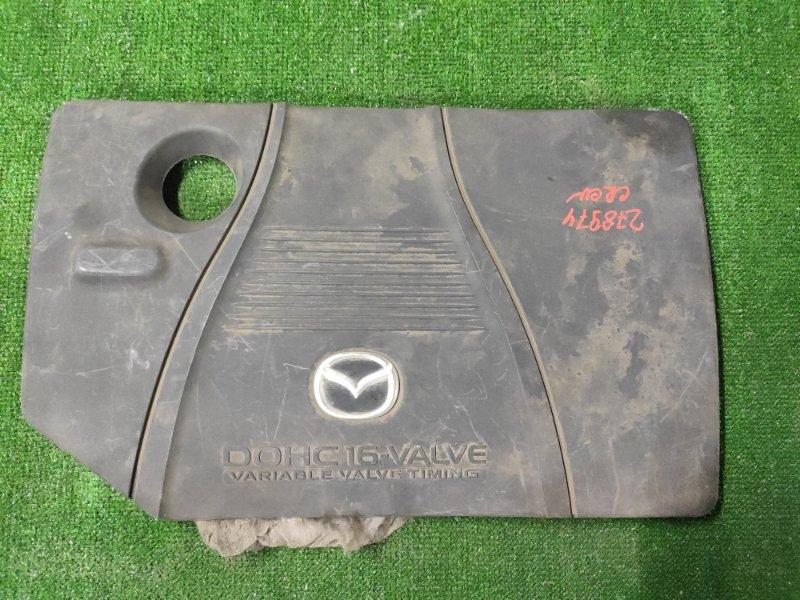 Крышка двигателя Mazda Premacy CREW LF L372-102F1