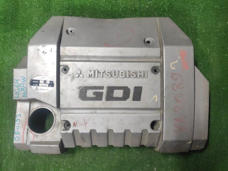Крышка двигателя Mitsubishi Chariot Grandis N84W 4G64 MD356380 ТРЕЩИНА