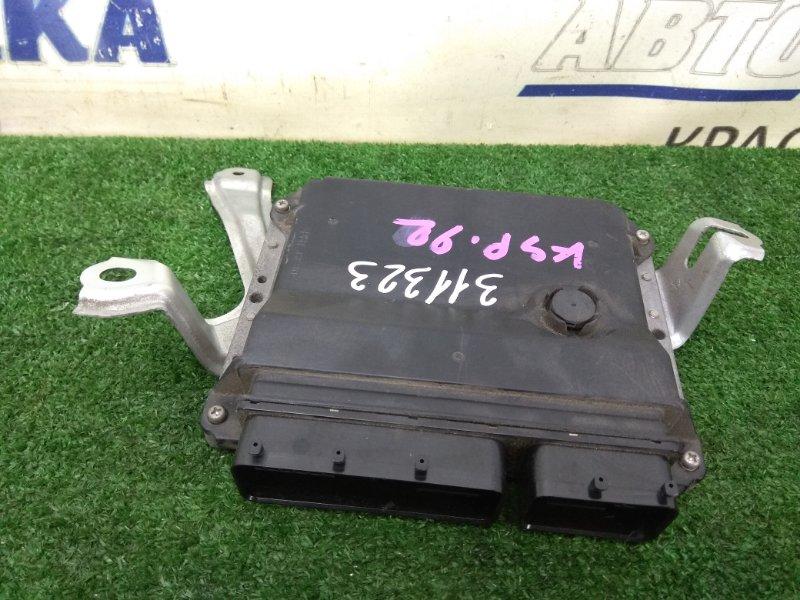 Компьютер Toyota Belta KSP92 1KR-FE 2005 блок управления ДВС