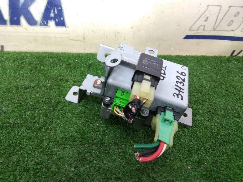 Блок управления рулевой рейкой Honda Fit GD1 L13A 2001 блок управления рулевой рейкой, EPS