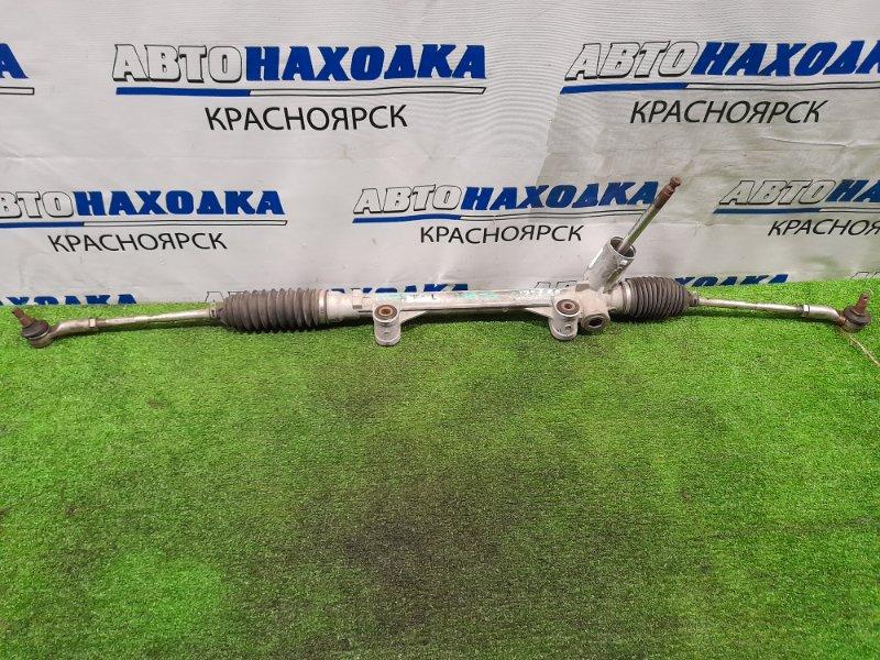 Рейка рулевая Suzuki Alto HA36S R06A 2014 сухая, с вборе с тягами и наконечниками