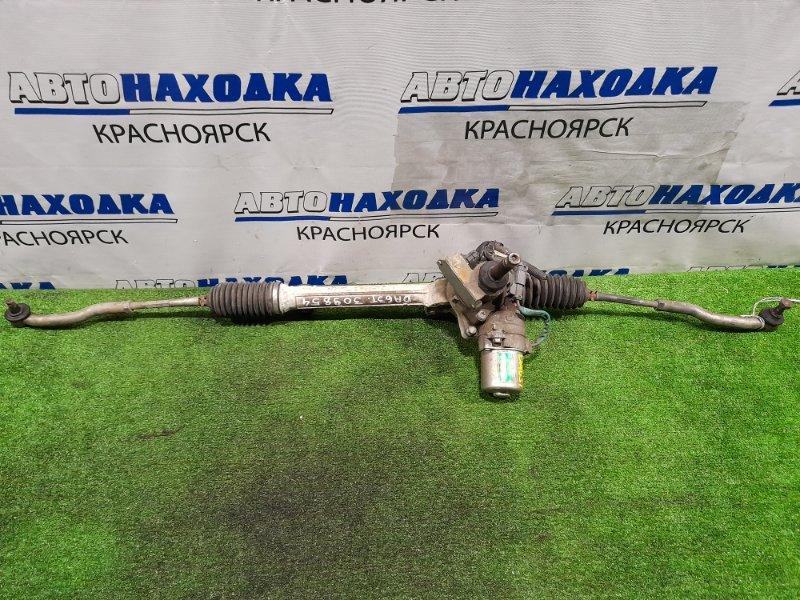 Рейка рулевая Suzuki Carry DA63T K6A 2005 Электро, с сборе с тягами и наконечниками.