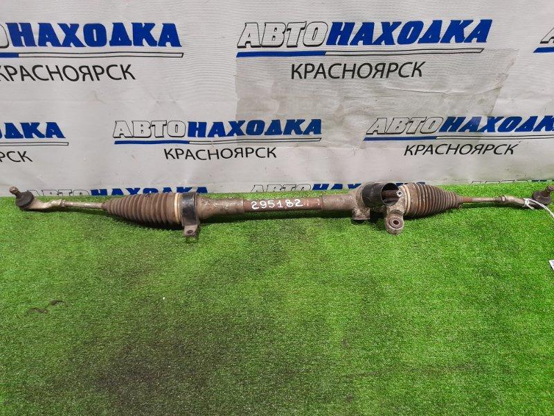 Рейка рулевая Daihatsu Sonica L405S KF-DET 2006 сухая, в сборе с тягами и наконечниками.