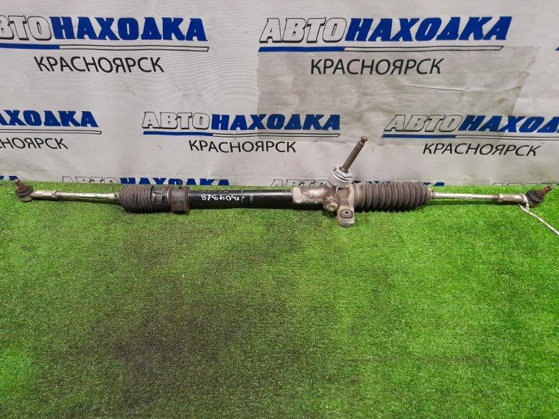 Рейка рулевая Suzuki Mr Wagon MF33S R06A 2011 сухая, в сборе с тягами и наконечниками.