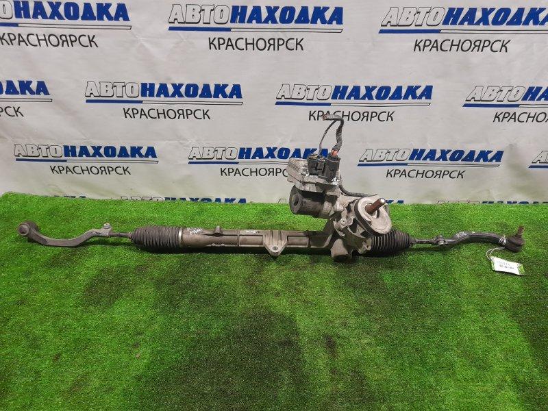 Рейка рулевая Mini Cooper R56 N12B16A 2006 6778550 электрическая, в сборе с тягами и наконечниками,