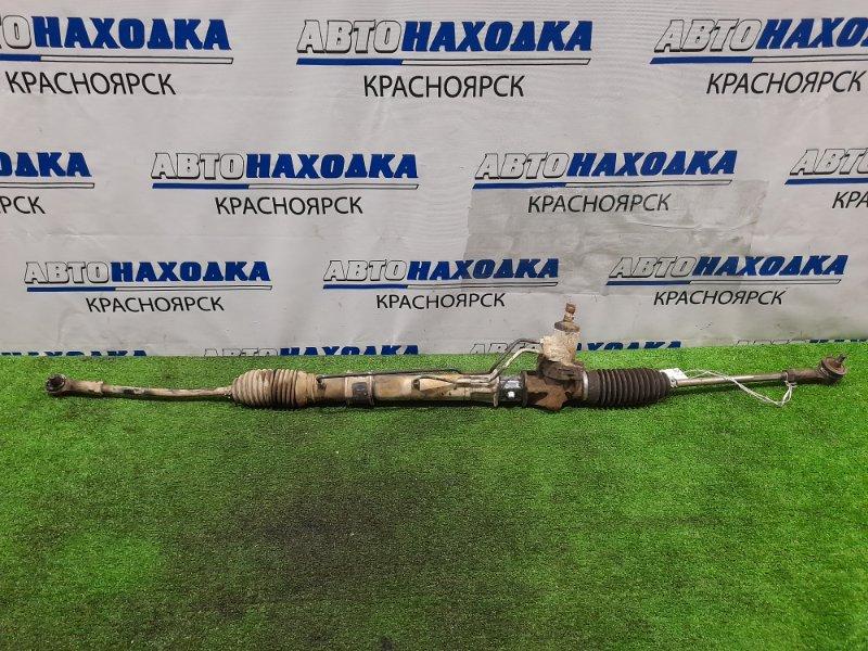 Рейка рулевая Mitsubishi Pajero Io H66W 4G93 Гидравлическая, в сборе с тягами и наконечниками,