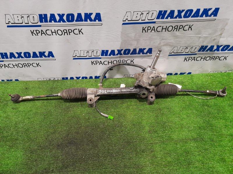 Рейка рулевая Mitsubishi I HA1W 3B20 2006 4410A337 Электро, в сборе с тягами и наконечниками. Нет