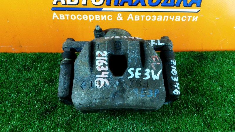 Суппорт Mazda Rx-8 SE3P 13BMSP передний левый FSX16T