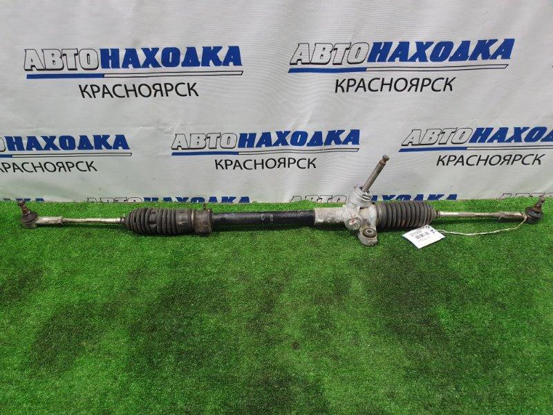 Рейка рулевая Suzuki Hustler MR41S R06A 2014 Сухая, в сборе с тягами и наконечниками. Дефект