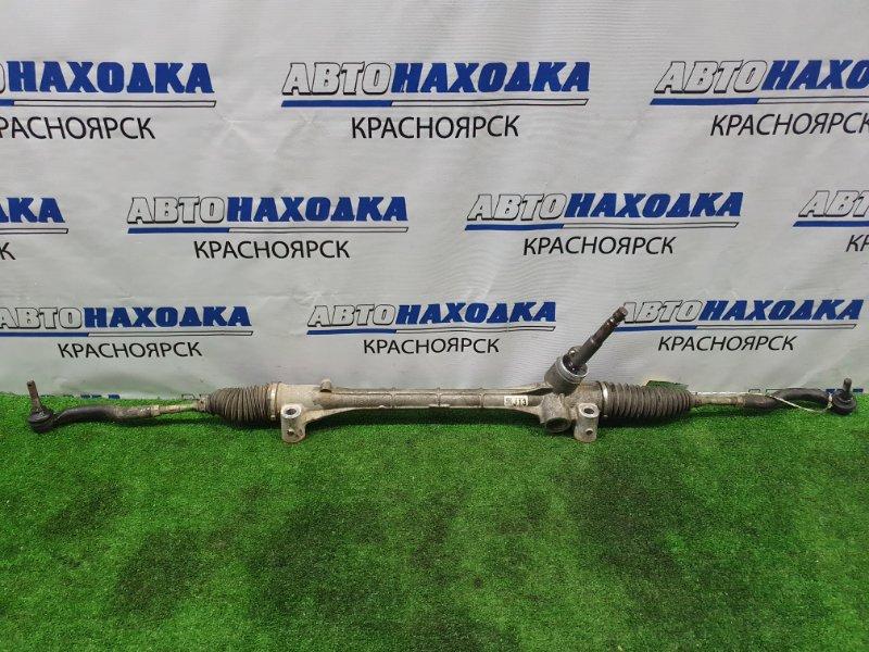 Рейка рулевая Lexus Ct200H ZWA10 2ZRFXE 2011 Сухая, в сборе с тягами и наконечниками. Правый