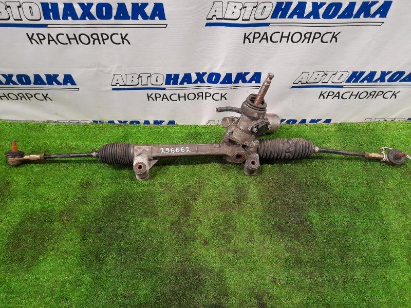 Рейка рулевая Mitsubishi I HA1W 3B20 2006 4410A337 Гидравлическая, в сборе с тягами и