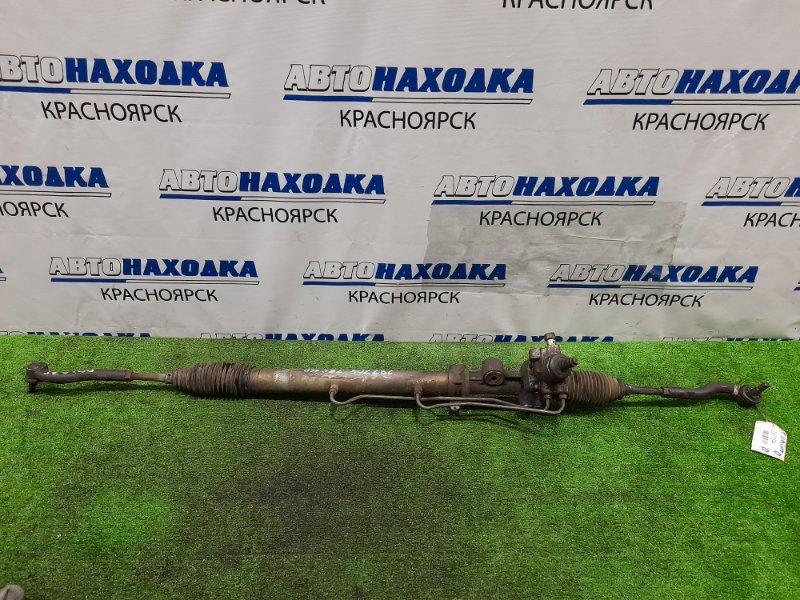 Рейка рулевая Toyota Aristo JZS160 2JZ-GE Гидравлическая, в сборе с тягами и наконечниками.
