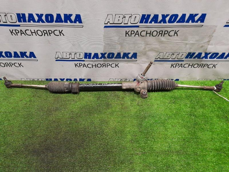 Рейка рулевая Suzuki Alto HA35S R06A 2009 Сухая, в сборе с тягами и наконечниками.