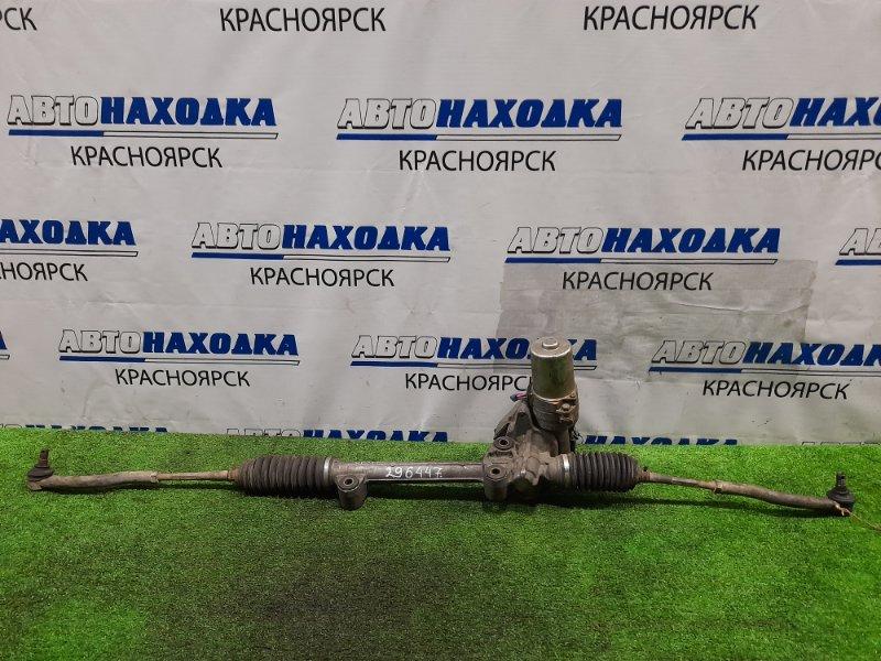 Рейка рулевая Suzuki Every DA64V K6A 2005 Электрическая , в сборе с тягами и наконечниками, 4WD.