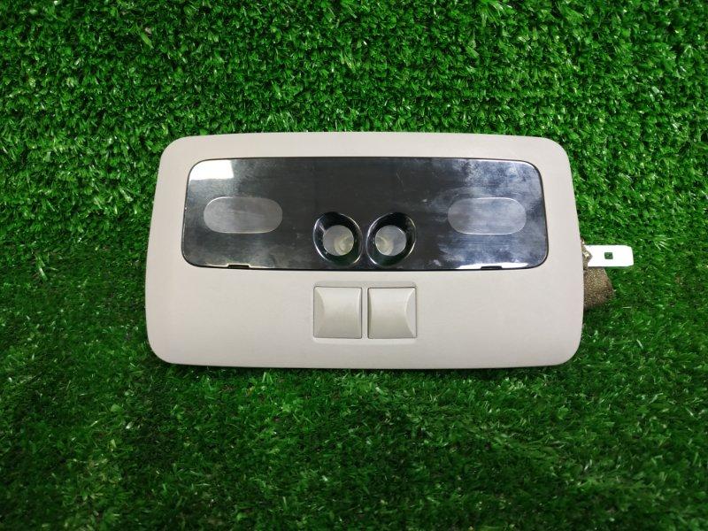 Плафон салона Lexus Gs350 GRS191 2GR-FSE 2005 задний Задний, код салона GRAY,TRIM1#,28,29