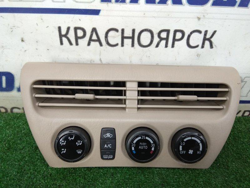 Климат-контроль Toyota Vista ZZV50 1ZZ-FE 2000 ХТС, с фишками