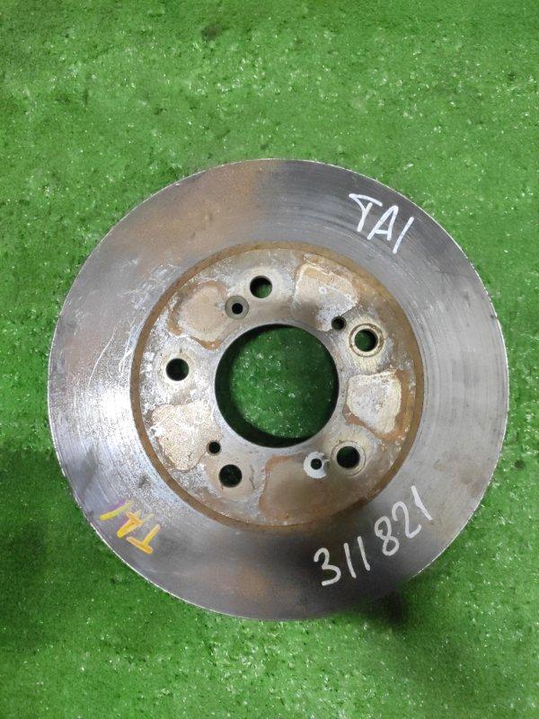 Диск тормозной Honda Avancier TA1 F23A передний RD1 ТОЛЬКО MT!!!!!! Ф282, T23,