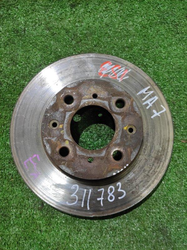 Диск тормозной Honda Domani MA7 ZC передний Ф240, T20, CD60, H45, 4 ШПИЛЬКИ,