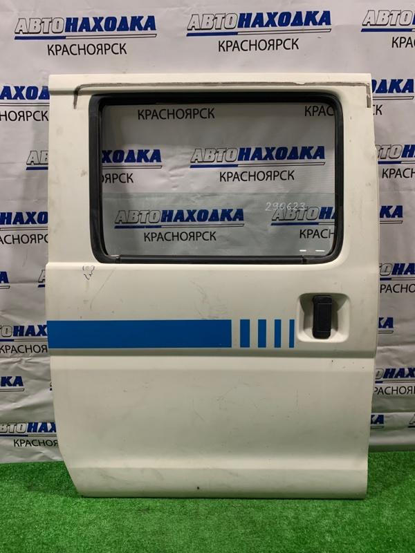 Дверь Daihatsu Hijet S320V EF-VE 2004 задняя правая Задняя правая, есть вмятинки, потертости до