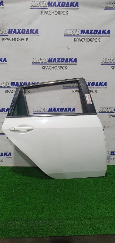 Дверь Mazda Atenza GHEFW LF-VE 2008 задняя правая задняя правая, в сборе, универсал, есть мелкие