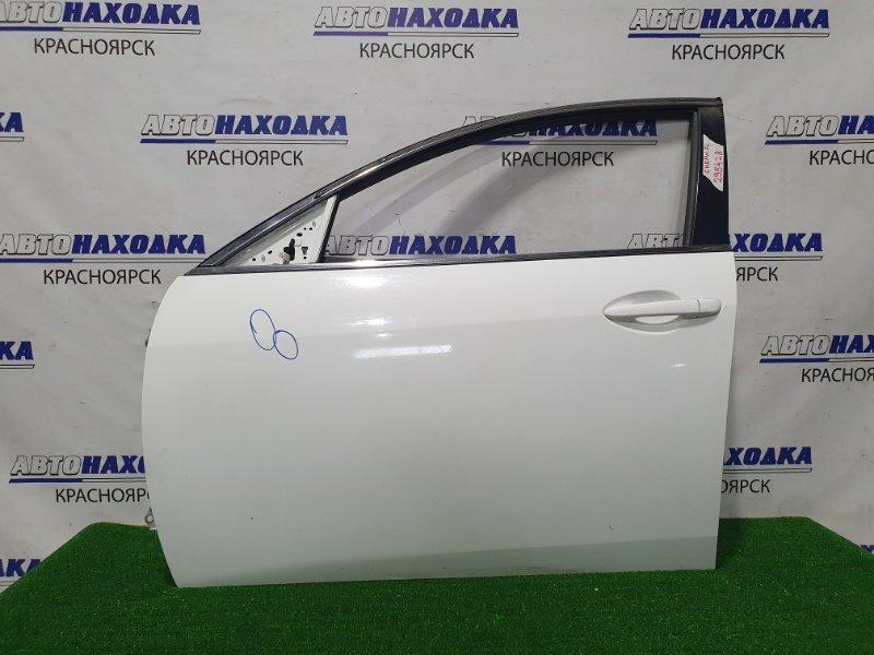 Дверь Mazda Atenza GHEFW LF-VE 2008 передняя левая передняя левая, в сборе, есть две мелкие вмятинки