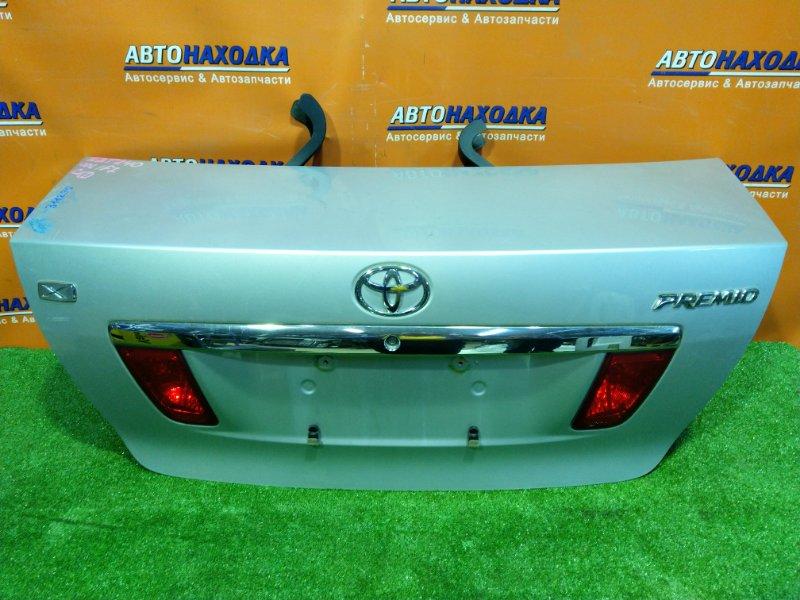 Крышка багажника Toyota Premio ZZT240 1ZZ-FE 05.2007 КАТАФОТЫ 20431