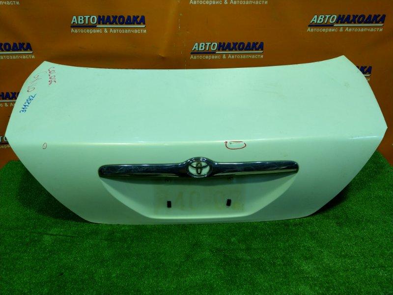 Крышка багажника Toyota Mark Ii GX110 1G-FE 10.2001 1MOD