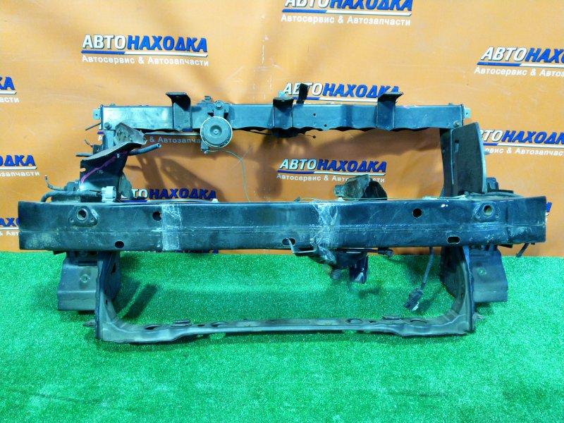 Рамка радиатора Toyota Auris NZE151 1NZ-FE 06.2007 +ШВЕЛЛЕР