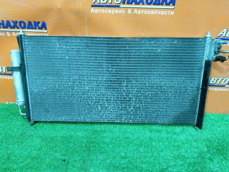 Радиатор кондиционера Nissan Murano TZ50 QR25DE 06.2005