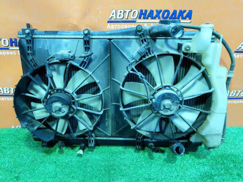 Радиатор двигателя Honda Stream RN1 D17A 2001 AT